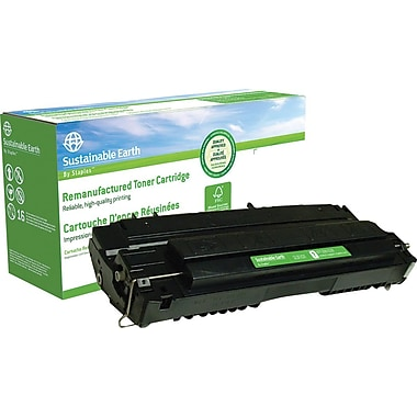 Staples™ Remanufactured Black Toner Cartridge, Canon FX-2 (1556A002BA)