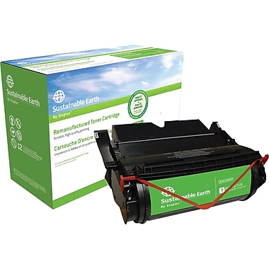 Sustainable Earth by Staples® Reman Laser Toner Cartridge, IBM 1120 (28P2493/28P2494)