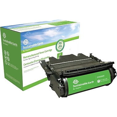 Sustainable Earth by Staples® Remanufactured Toner Cartridge, Infoprint (75P6959/75P6961),High Yield