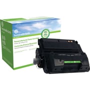 Sustainable Earth by Staples® Reman Laser Toner Cartridge, HP 42X, MICR, High Yield