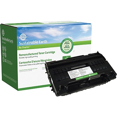 Sustainable Earth by Staples Reman Black Toner Cartridge, Panasonic UG5530/UG5540 (SEBP3040R)