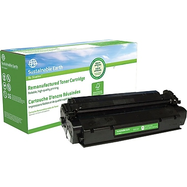 Staples™ Remanufactured Black Toner Cartridge, Canon S35 (7833A001AA)