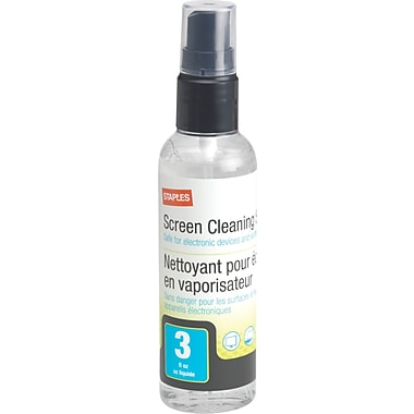 Staples 3 oz. Screen Cleaner