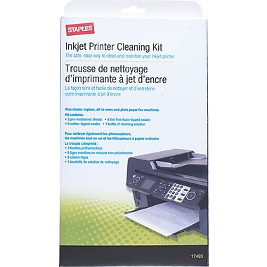 Staples Inkjet Printer Kit