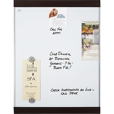 Quartet® Magnetic Dry-Erase Executive Board, 18