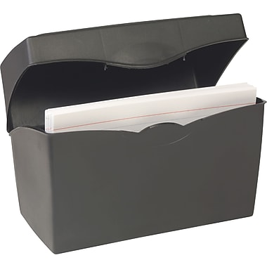 Staples® 5in. x 8in. Index Card File