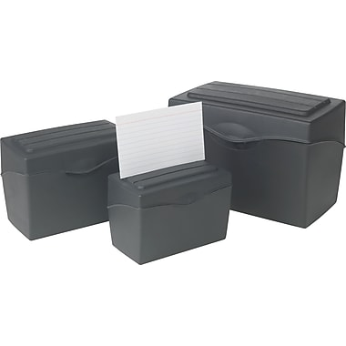 Staples® Index Card Files
