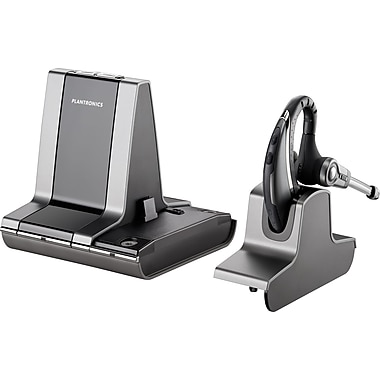 Plantronics Savi Wireless Office Phone Headset  with Noise Canceling (Over-the-Ear)