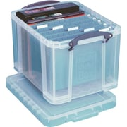Really Useful Box® 32 Liter Box with Snap Down Handles, Assorted