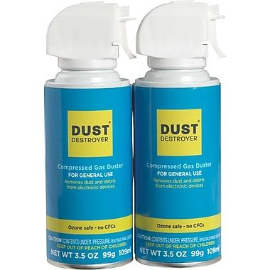 Dust Destroyer Duster 3.5oz., 2/Pack