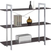 OSP Design™ X-Text 3-Shelf Bookcase