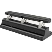 Staples® One-Touch™ Hole Punch, Smooth Grip