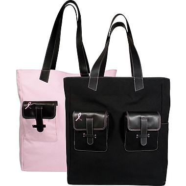 2014 Day-Timer® Pink Ribbon Tote, 13in. x 15in. x 6in.