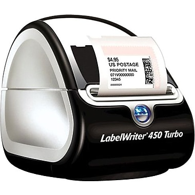 Dymor labelwriterr 450 turbo label printer staplesr for Dymo labelwriter 450 turbo labels