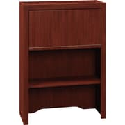 Bush Enterprise Lateral File Hutch, Harvest Cherry, Fully Assembled