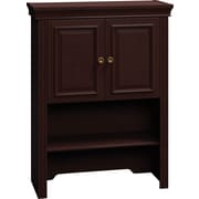 Bush® Syndicate Lateral File Hutch, Mocha Cherry, Fully Assembled