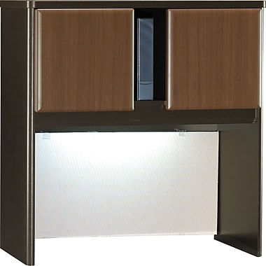 Bush Cubix Fully Assembled  36in. Hutch