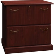 Bush® Syndicate Lateral File, Harvest Cherry, Fully Assembled