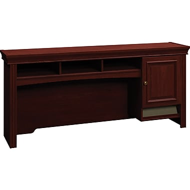 Bush® Syndicate 60in. Hutch, Harvest Cherry