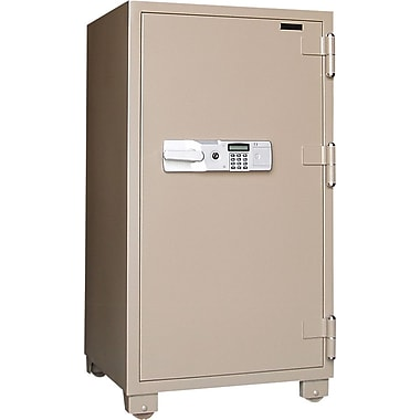 Mesa™ 12.2 Cubic Ft. Presidentail Fire and Security Safe Standard Delivery