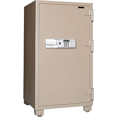 Mesa 8.5 cu ft 2 Hour Fire Electronic Lock Safe with Standard Delivery