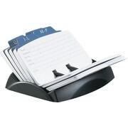 """Rolodex™ Petite Card File, 125-Card, 2-1/4"""" x 4"""""""