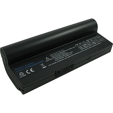 Lenmar Replacement Battery for Asus Eee PC Series Laptop Computers (black)