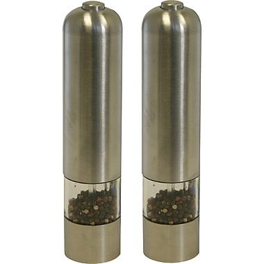 iTouchless Electronic Automatic Salt & Pepper Mill