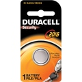 Duracell DL2016 3.0-Volt Lithium Battery