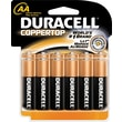 Duracell AA Alkaline Batteries, 12/Pack