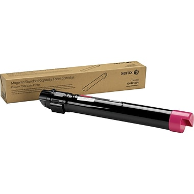 Xerox Phaser 7500 Magenta Toner Cartridge (106R01434)