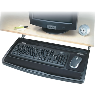 Kensington® Underdesk Comfort Keyboard Drawer with SmartFit System