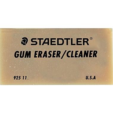 Staedtler® Art Erasers, Gum Eraser, 12/Pack