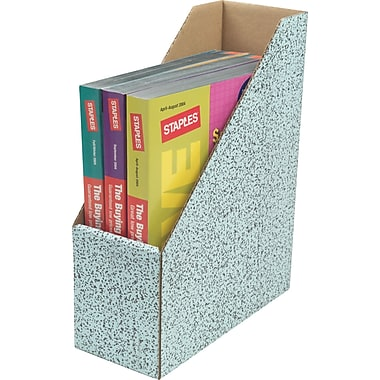 Staples Granite Magazine File Storage