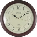 Kincaid ® 12in. Woodgrain Wall Clock, Brown