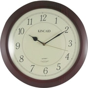 Kincaid ® 12 Woodgrain Wall Clock, Brown
