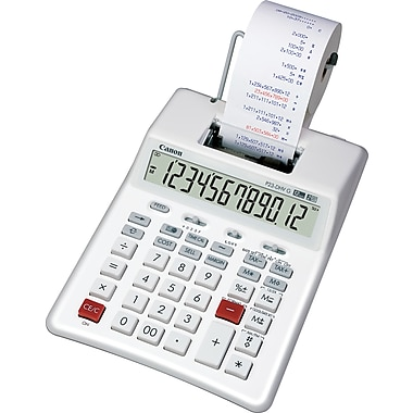 Canon® P23-DHVG Printing Calculator, 12-Digit