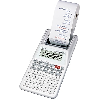 Canon® P1-DHVG Printing Calculator, 12-Digit