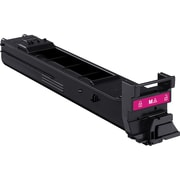 Konica Minolta Magenta Toner Cartridge (A0DK332), High Yield