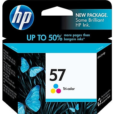 HP 57 Tricolor Ink Cartridge (C6657AN)