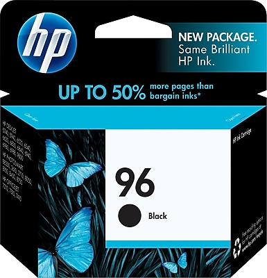 HP 96 Black Ink Cartridge C8767WN