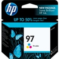 HP 97 Tricolor Ink Cartridge (C9363WN)