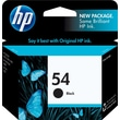 HP 54 Black Ink Cartridge (CB334AN)