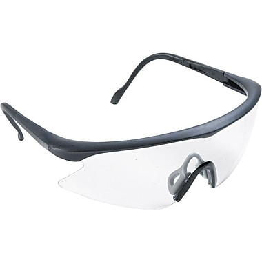 3M ANSI Z87.1 Nassau Vibrance Safety Glasses, Clear