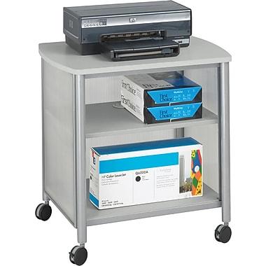 Safco® Impromptu™ Standard Machine Stand, Silver
