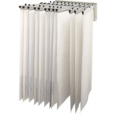 Safco® Pivot Wall Rack Filing System