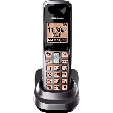 Panasonic KX-TGA106M DECT 6.0 Cordless Expansion Handset