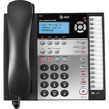 AT&T 1070 4-Line Corded Speakerphone