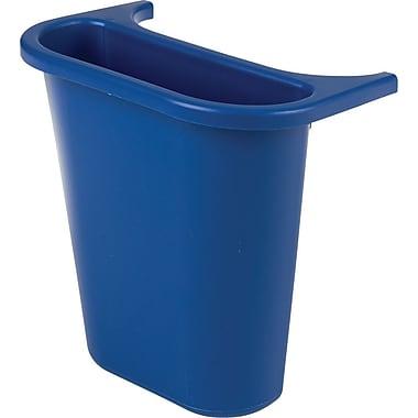 Rubbermaid® Wastebasket Recycling Side Bin