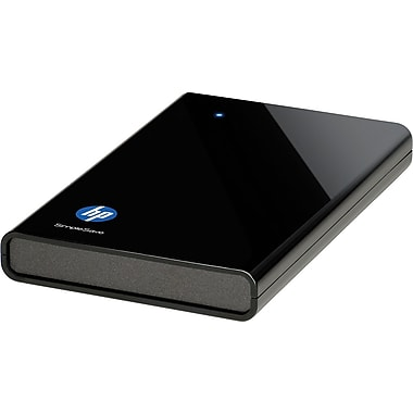 HP SimpleSave 500GB Portable Hard Drive